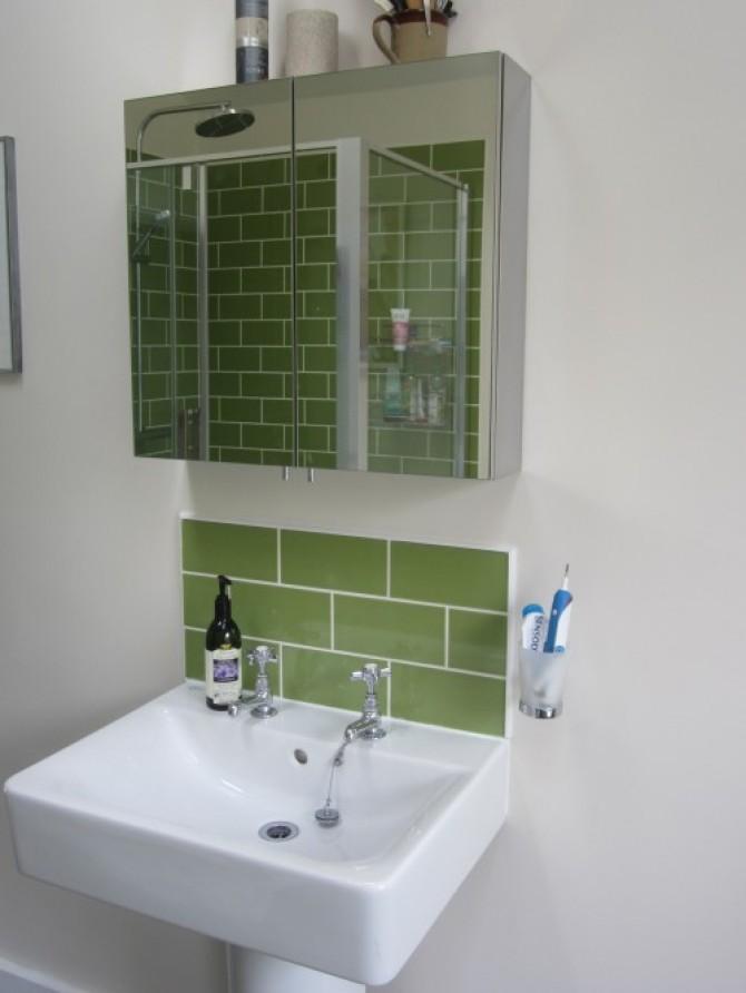 A Bathroom with Style