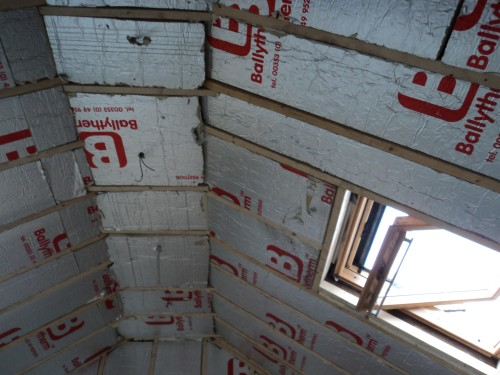 Insulation - Loft Conversion